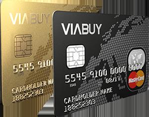 Viabuy MasterCard beantragen